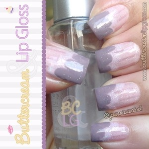 Pink stripes & purple clouds. http://www.buttercreamandlipgloss.com/2012/07/gallery-notw-pink-stripes-purple-clouds.html
