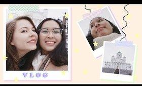 VLOG : to helsinki with malena ⭐︎ aka me showing my vlogging skills
