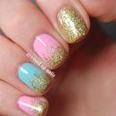 Glitter gradients forever