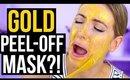 TESTING CRAZY KOREAN FACE MASKS!!! || Beauty Trend Test Drive