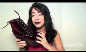 "Jeffrey Campbell - ""TARDY"" Shoe-n-Tell"