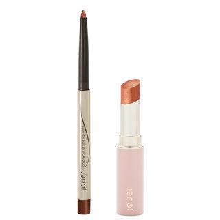 Jouer Cosmetics Honey Kiss Lip Shimmer Kit