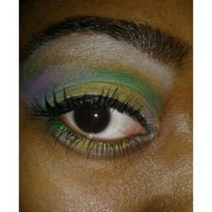 Using the wales palette