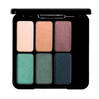 Eve Pearl The Eye Palette Emerald Eyes