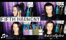 Fifth Harmony's Teen Choice Awards Hairstyles | News feed