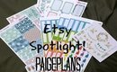Unboxing Etsy spotlight: PaigePlans