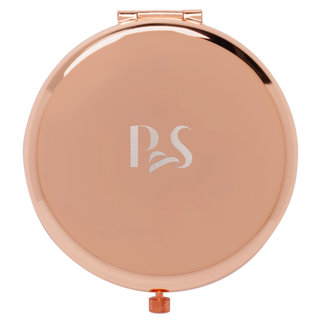 Pop & Suki Rose Gold Compact Mirror