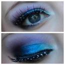 Bright Blues & Purples