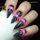 Alternative Holiday nails