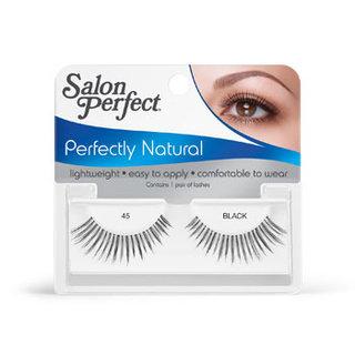 Salon Perfect 45 Black Strip Lashes