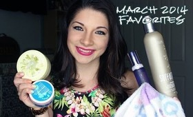 March 2014 Favorites