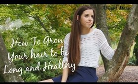 How to Grow Your Hair & Why Its Not Growing