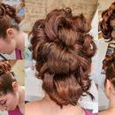 Iroquois bun / Glamour Punk Hair