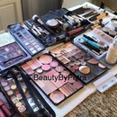 My makeup mess :)