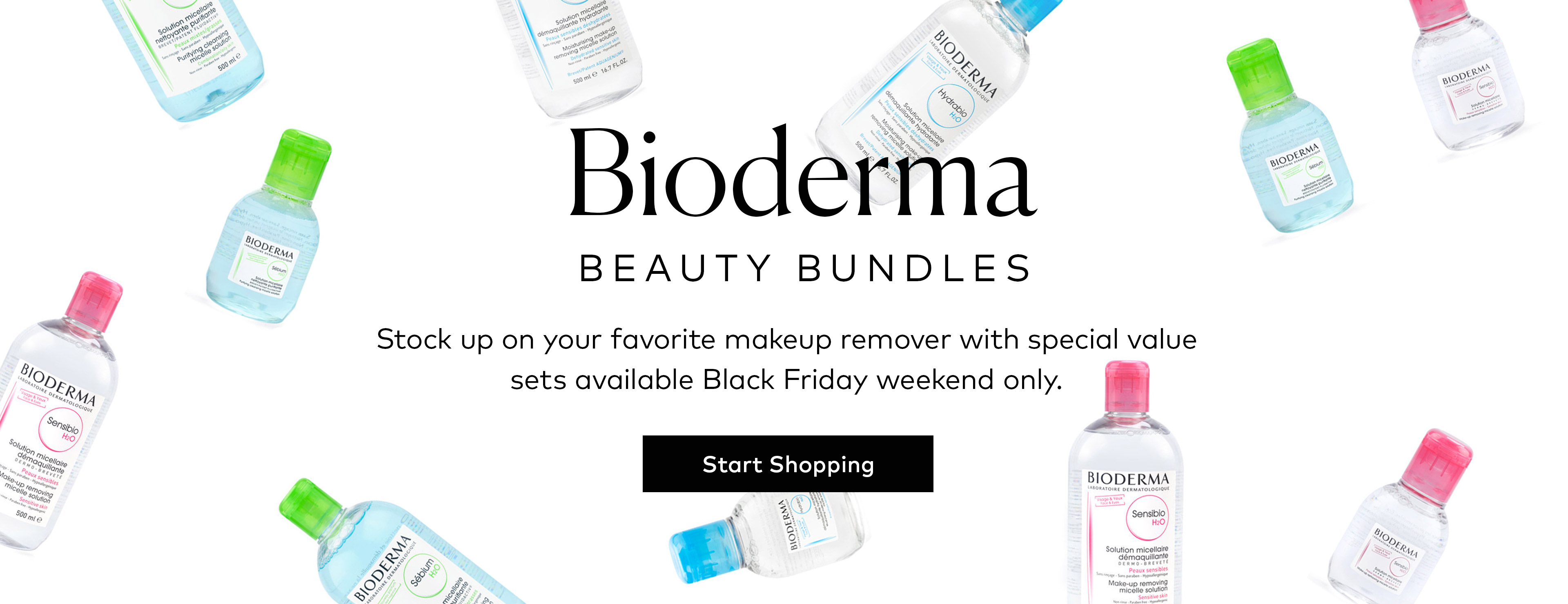 Bioderma's Black Friday Event is here – shop now!