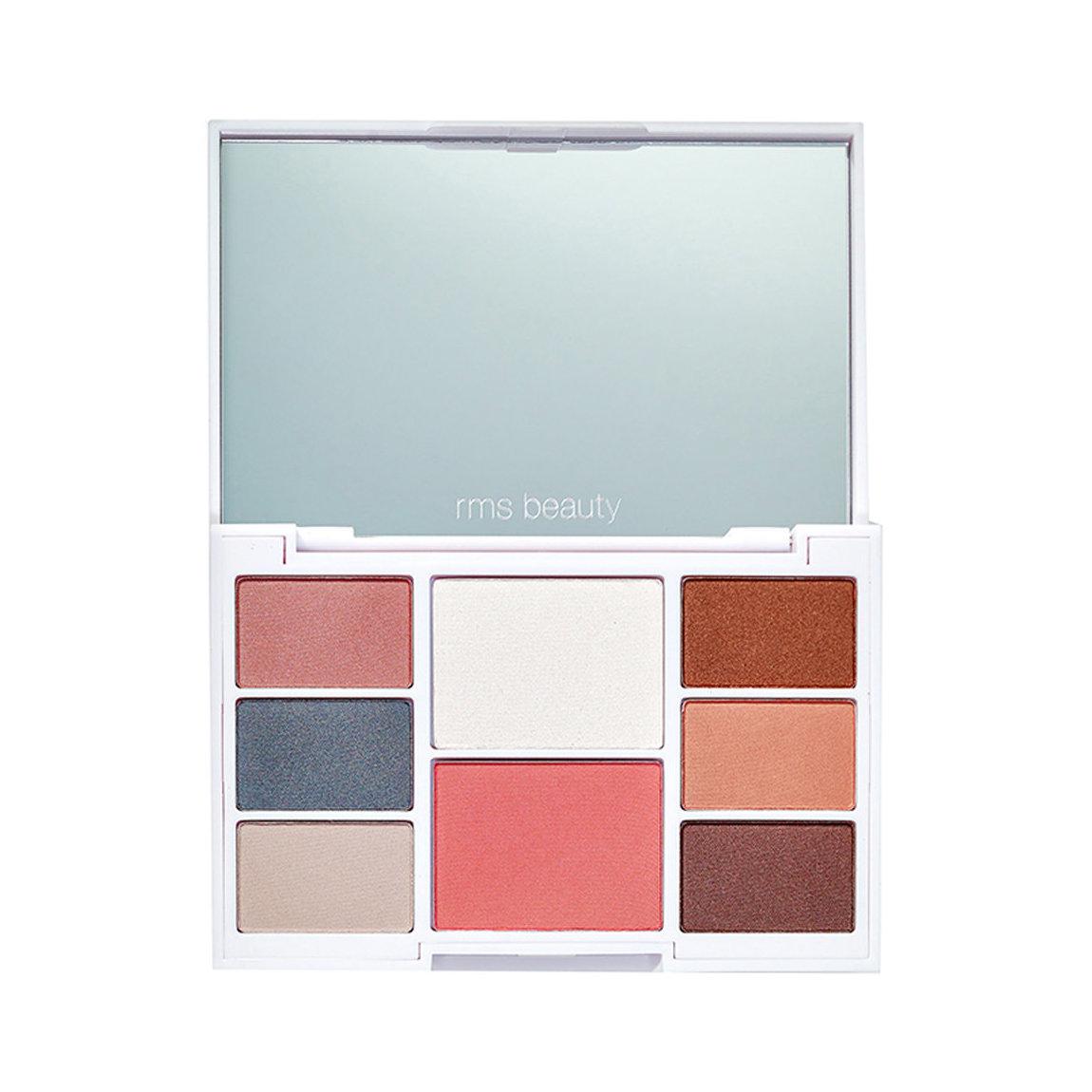 rms beauty Hidden Desire Palette product swatch.