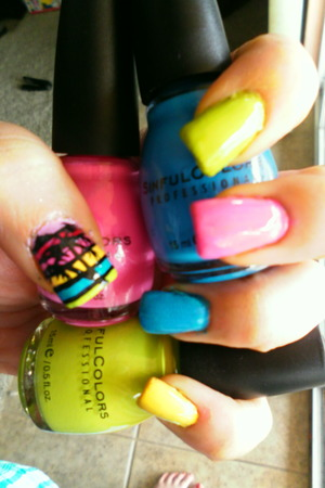 Nails for summer!