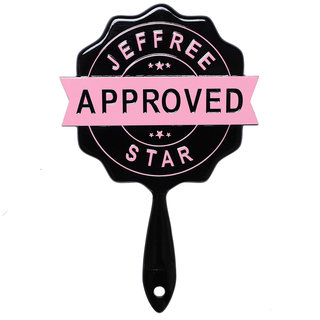 Approved Stamp Mirror Black