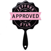 Jeffree Star Cosmetics Approved Stamp Mirror Black