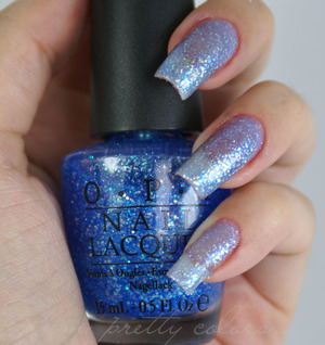 OPI's Katy Perry collection - Last Friday Night