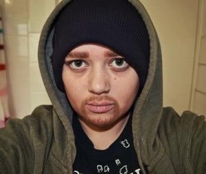 I am so ugly as a man haha