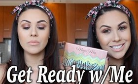Get Ready With Me | Anastasia Beverly Hills Maya Mia Palette