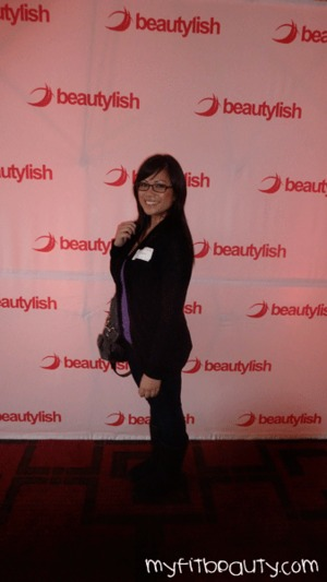 Me @ the LA Day of Beauty - Beautylish Event <3