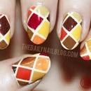 Thanksgiving nails 4