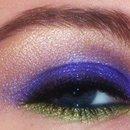 Rae Morris Inspired Jewelled Eyes