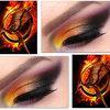 Katniss Everdeen Makeup Look