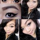 KPOP Inspired Makeup Look :>