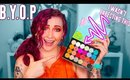 The Perfect Colourpop Palette? Maybe.. | Top Rated BYOP Live Swatches (Worth the $$$?)
