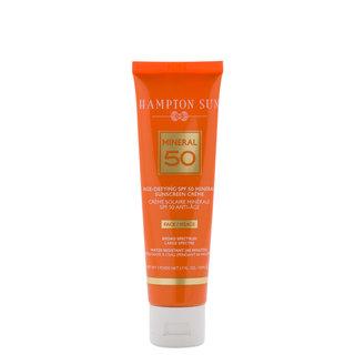 Hampton Sun Age-Defying SPF 50 Mineral Sunscreen Crème