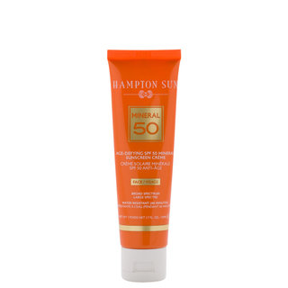 Age-Defying SPF 50 Mineral Sunscreen Crème
