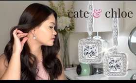 JEWELRY FROM CATE & CHLOE | UNBOXING | FIRST IMPRESSION REVIEW