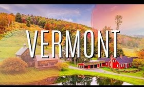 VISIT VERMONT | [Things To Do Vermont 2020] 🐙