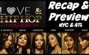 VH1 Love & HipHop NY Recap & ATL Preview