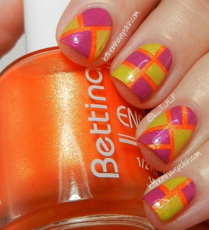 for full details http://www.letthemhavepolish.com/2013/07/truffle-tuesdays-bettina-mandarin-nail.html