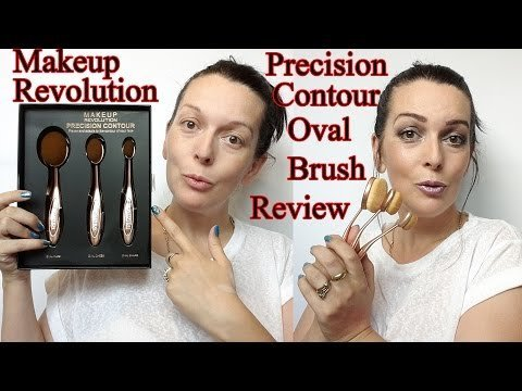 Contouring Oval Brush by precision #10