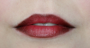 Ombre lips with black & Red! http://epicme.bloggplatsen.se/