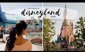 Come With Me To Disneyland Paris - Vlog July 2019