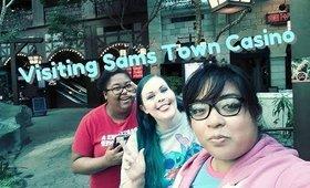 Vegas Vlog 3: Visiting Sams Town Casino