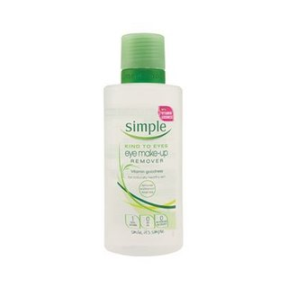 Simple Conditioning Eye Make-up Remover