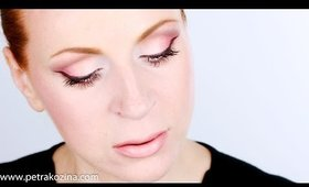 Strawberry Pink Summer Makeup Tutorial