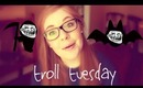 Troll Tuesday: Paranormal Activity & HAPPY POTTER