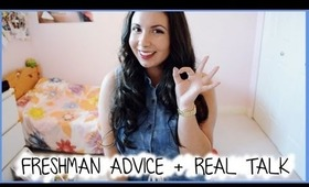 High School Freshman Advice + REAL Talk! ♡