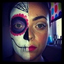 Day of the dead!!