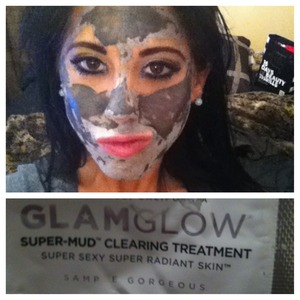 Youtube :http://youtu.be/IumXIzqX4tI Have you ever tried a mask for your skin  before? Try this glam glow mask from sephora, once a week and you will feel like your skin is amazing ! Super drying, leave on for 20 minutes than rinse, make sure to use a moisturizer after this mask treatment.  This mask took all my black heads out from my pores and made them smaller<3 amazing let me know how this product works for you  Instagram me.  Xlilmizz89o Come say hello and my YouTube