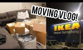 LA EMPTY APARTMENT TOUR! IKEA Trip & Home Decor Haul   OliviaMakeupChannel