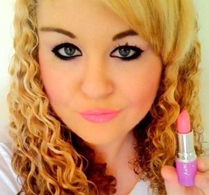 Lime Crime Lipstick (countessa fluorescent)